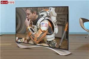 乐视TV X55 PRO电视细节图赏