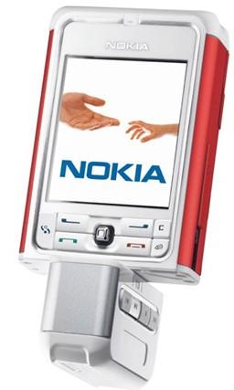 诺基亚 3250   (网站编辑:pcw2013)   又一款独特设计的手机...